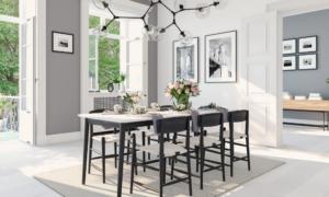 Read more about the article 4 טיפים לשילוב והתאמה של כסאות חדר אוכל